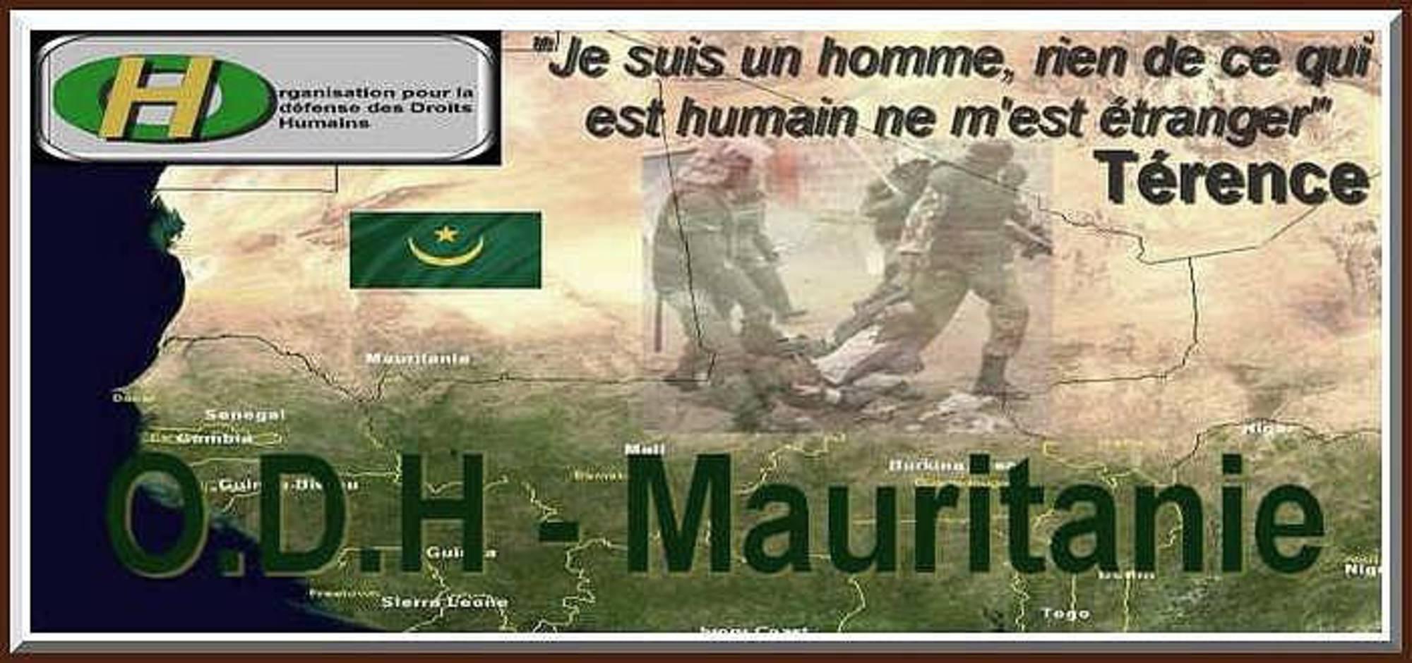 O.D.H Mauritanie
