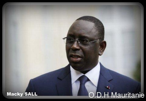 voir le zoom : Le président sénégalais Macky Sall, le 6 juillet 2012 à l'Elysée